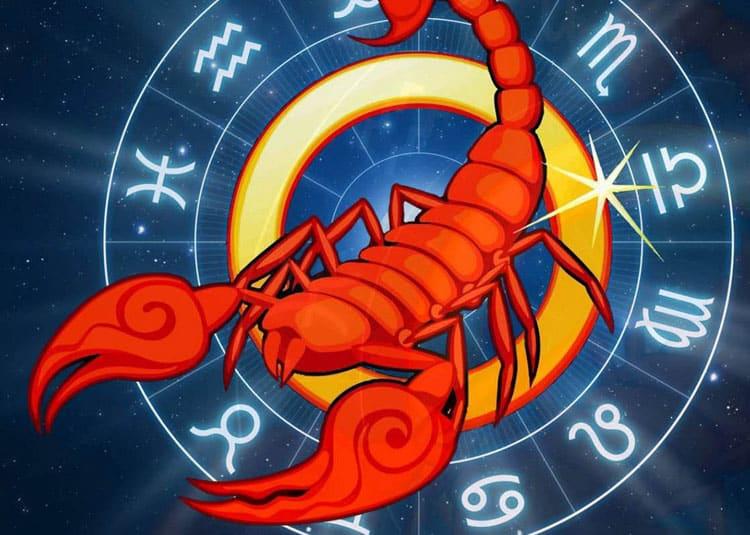 Скорпион горокоп 2019