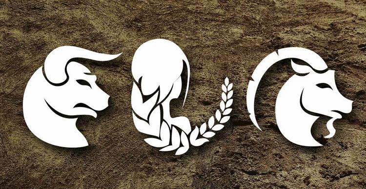 Какие знаки зодиака являются земные?