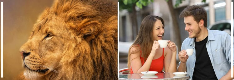 Хватка хищника - Мужчина Лев в любви и браке